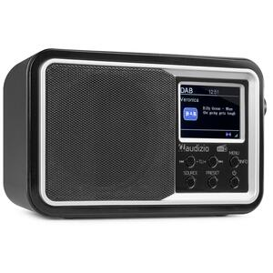 PARMA RADIO DAB+ PORTATILE NERA