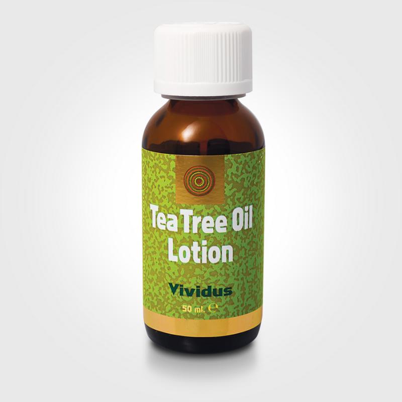 Vividus - Tea tree oil Lotion