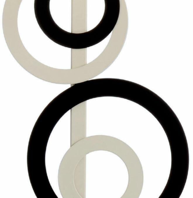 Anelli Calamitati per Lampada Olimpia di Febo, Varie Misure e Finiture - Offerta di Mondo Luce 24