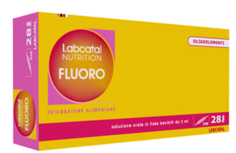 LABCATAL NUTRITION Fluoro