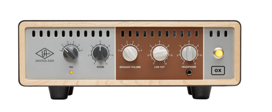 Universal Audio - OX-Amp Top Box