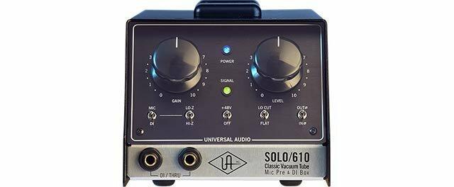 Universal Audio - OSolo 610