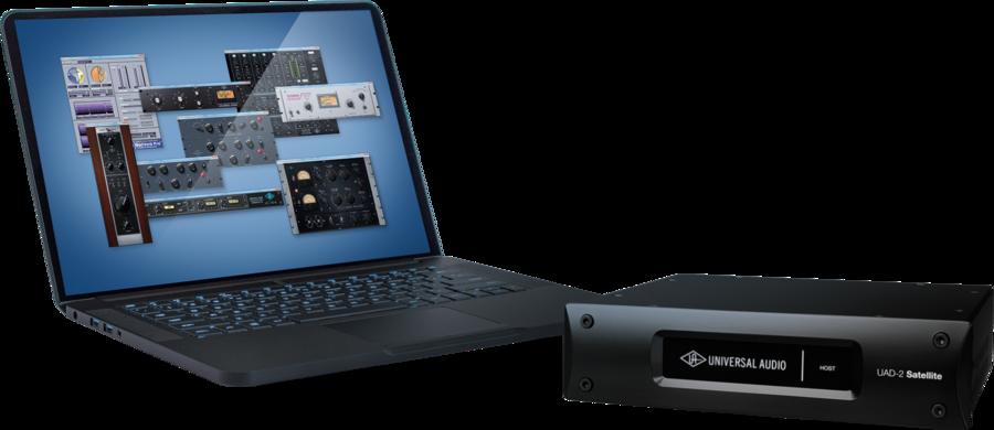 Universal Audio - UAD-2 Satellite USB - Octo Core