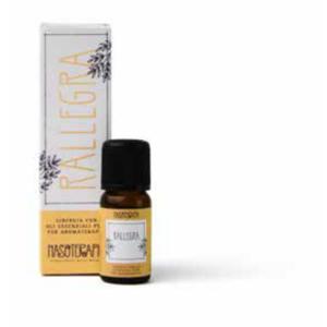 Nasoterapia - Rallegra Sinergia con oli essenziali