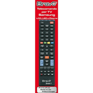 BRAVO telecomando universale SAMSUNG