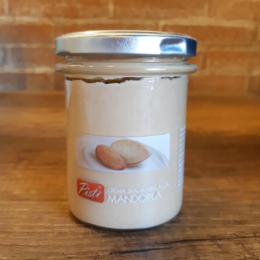 Crema spalmabile alla mandorla - Pistì