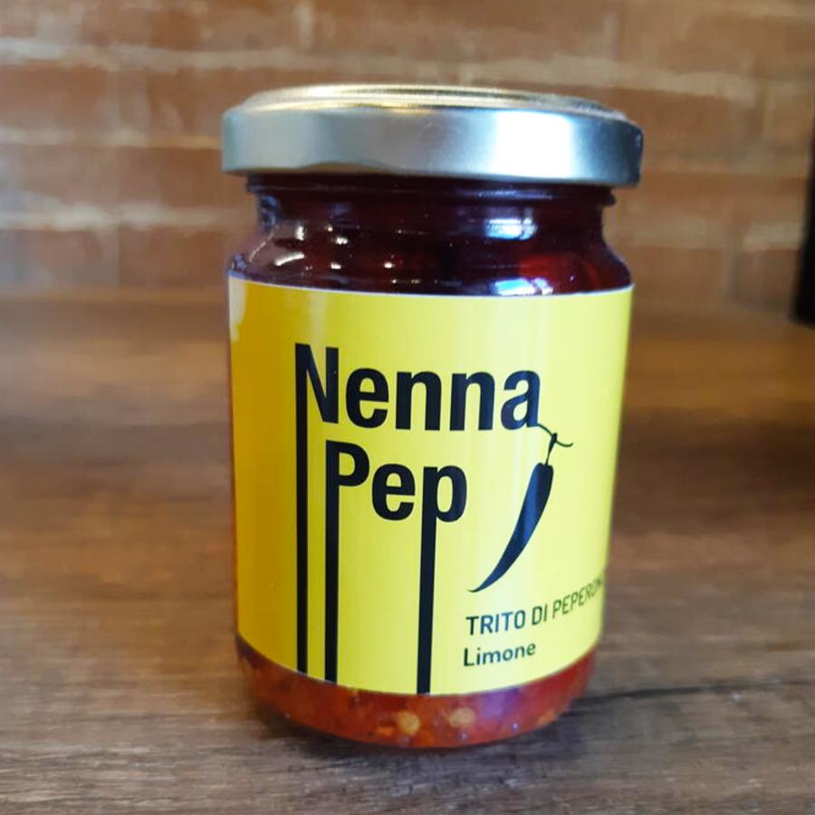 Trito di peperoncino e limone - Nennapep