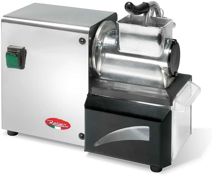 GRATTUGIA REBER 10053N ACCIAIO INOX N.3 200W