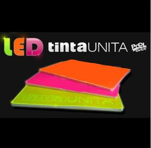 MAXI QUADERNO A4 LED TINTAUNITA