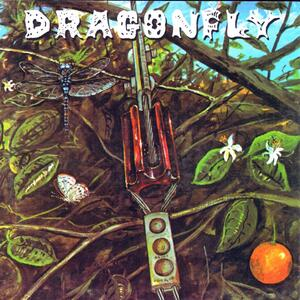 DRAGONFLY  - DRAGONFLY - Lp (Guerssen Records)