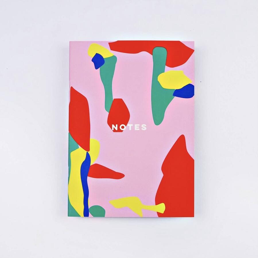 Quaderno Lava da 44 pagine