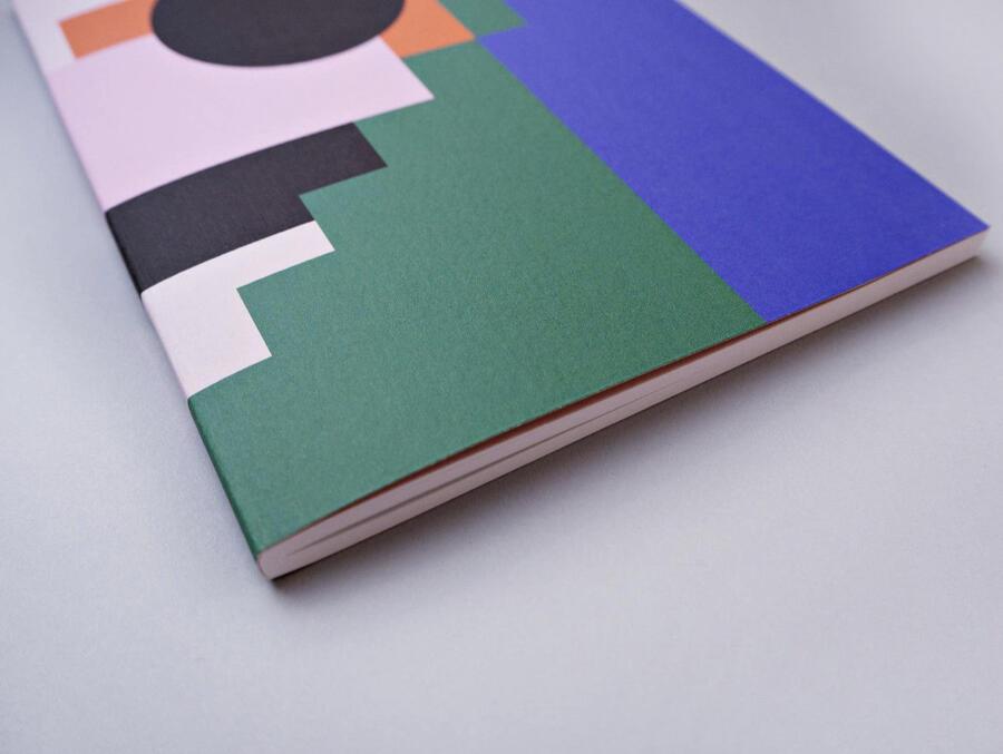 Labyrinth soft sketchbook
