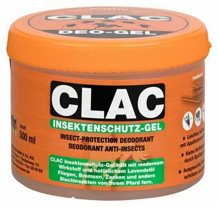 Clac Gel Deodorante Antimosche 500 ml KERBL