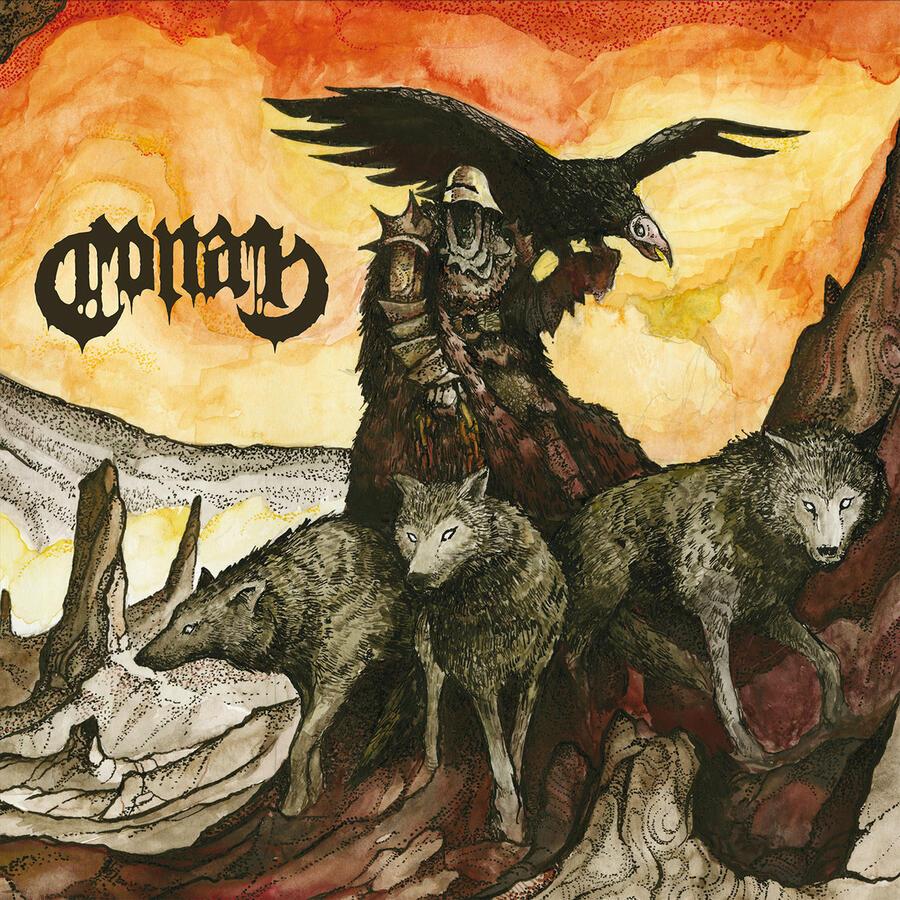 CONAN - REVENGEANCE - LP (NAPALM RECORDS)