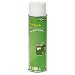 Coolspray Spray Refrigerante e Detergente per Tosatrici 500 ml KERBL