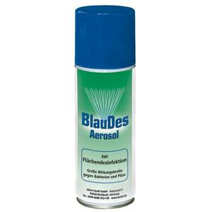 Spray Blu Disinfettante 200 ml KERBL