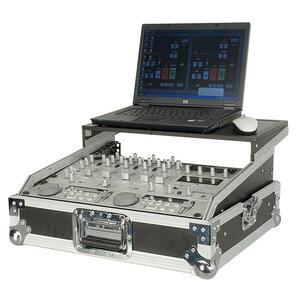 "Showgear 19"" Mixer Case 9U con mensola"
