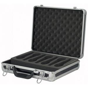Showgear Case per 7 Microfoni - Varie colorazioni