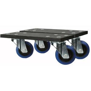Showgear Wheel Set per Stack Cases