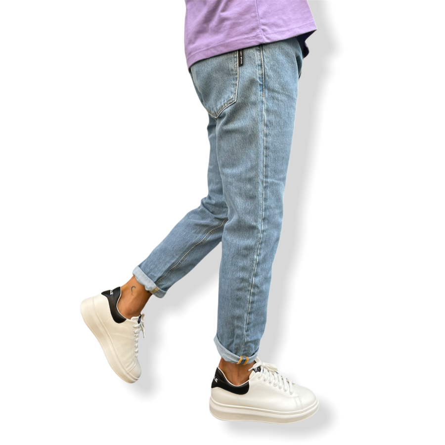 WHY NOT BRAND - JEANS BOSTON LIGHT WASH