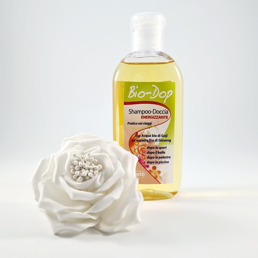 Shampoo-doccia Energizzante