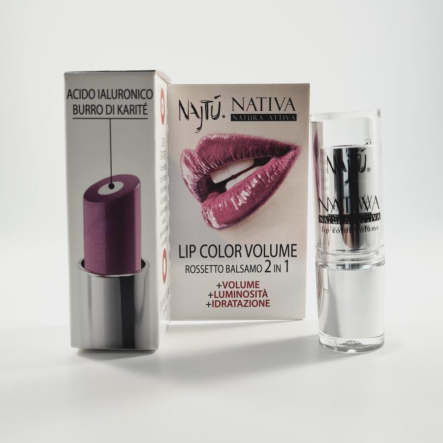 Lip Color Volume n.4 Peonia