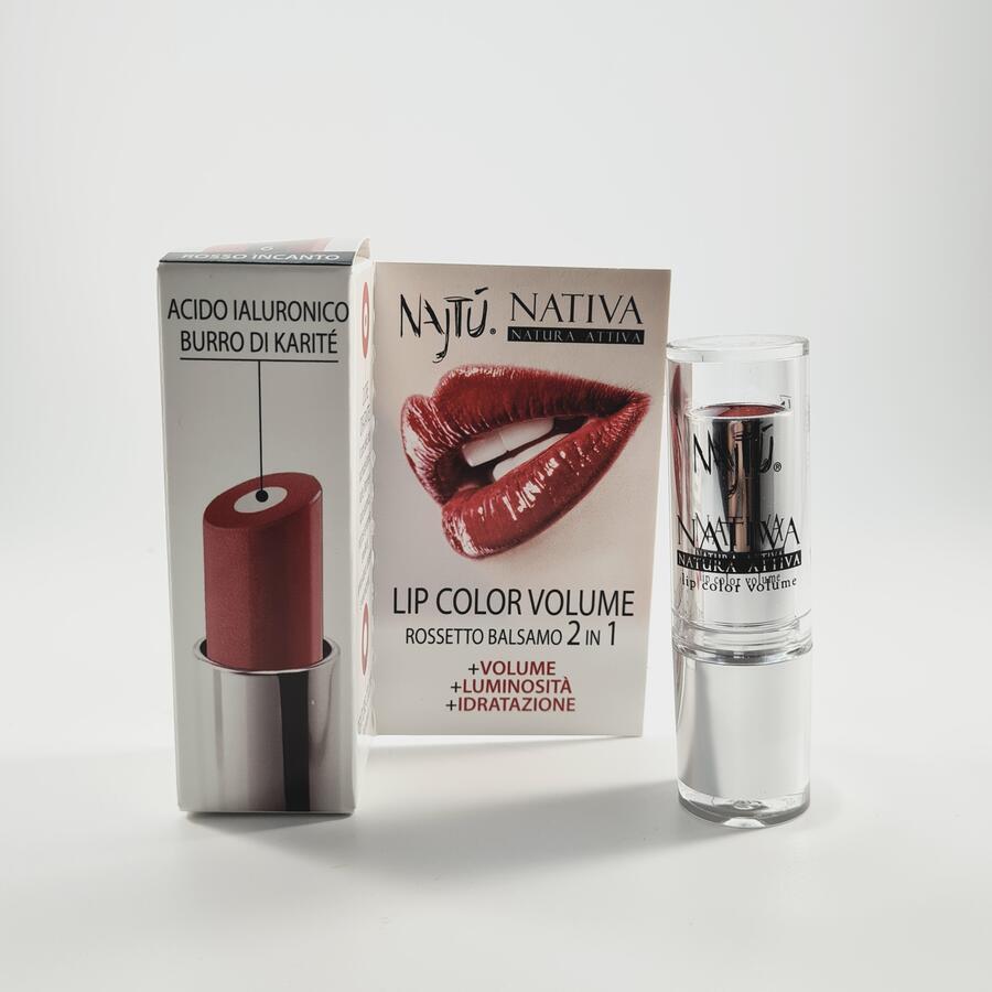 Lip Color Volume n.6 Rosso Incanto
