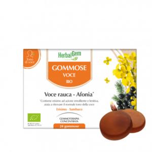 Herbalgem - Gommose Voce Bio