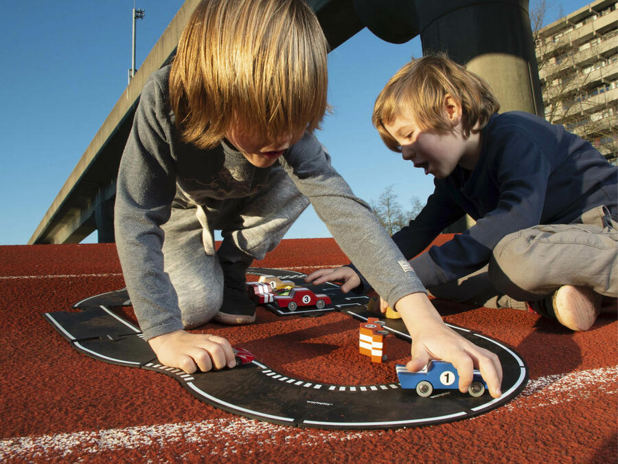 Grand Prix - La pista flessibile