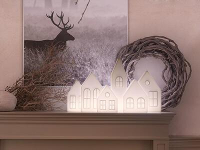 Lampada da Tavolo KUUSI al LED in Polietilene di Slide, Varie Finiture - Offerta di Mondo Luce 24