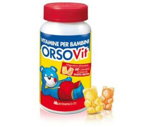 ORSOVIT® Multivitaminico 60 caramelle gommose