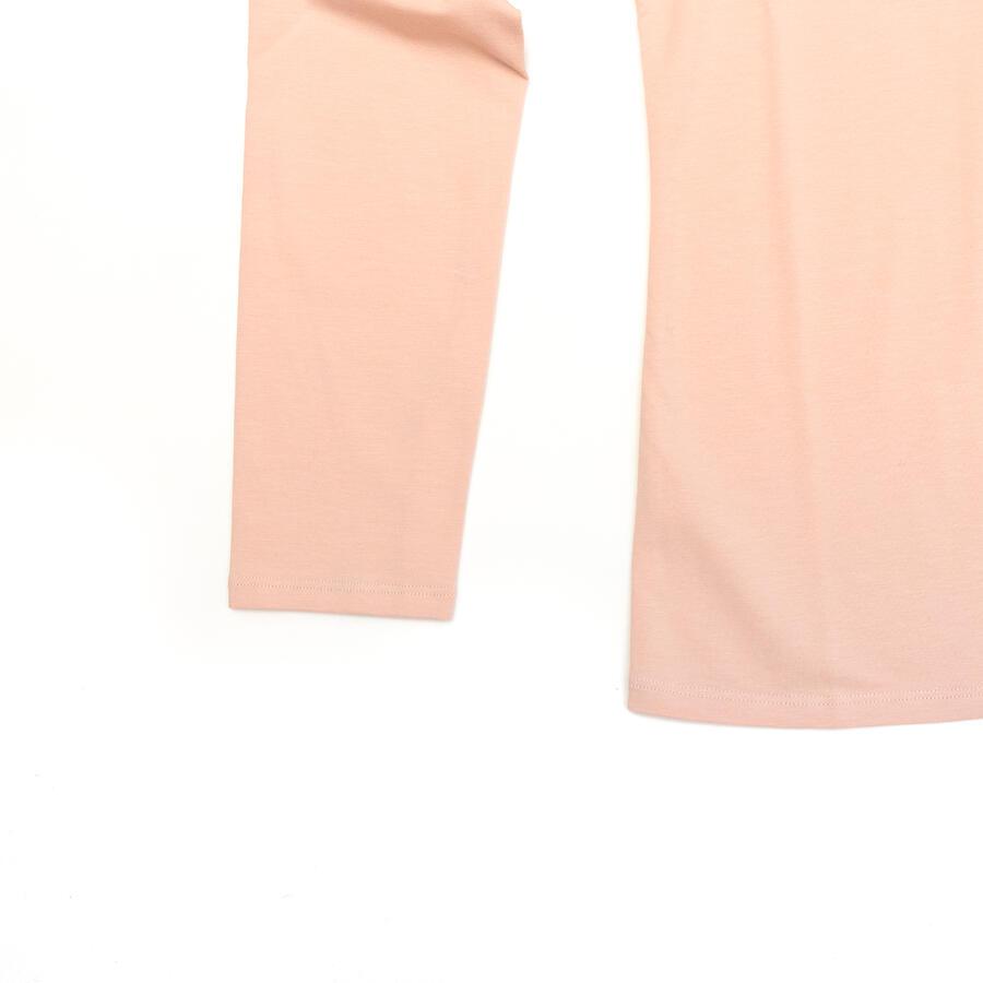 T-SHIRT LIU JO MANICA LUNGA CON LOGO E STRASS - Colori disponibili: 2