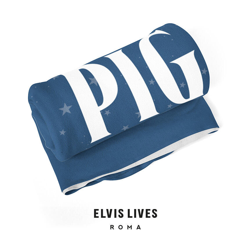 Elvis Lives Plaid - Pigrizia