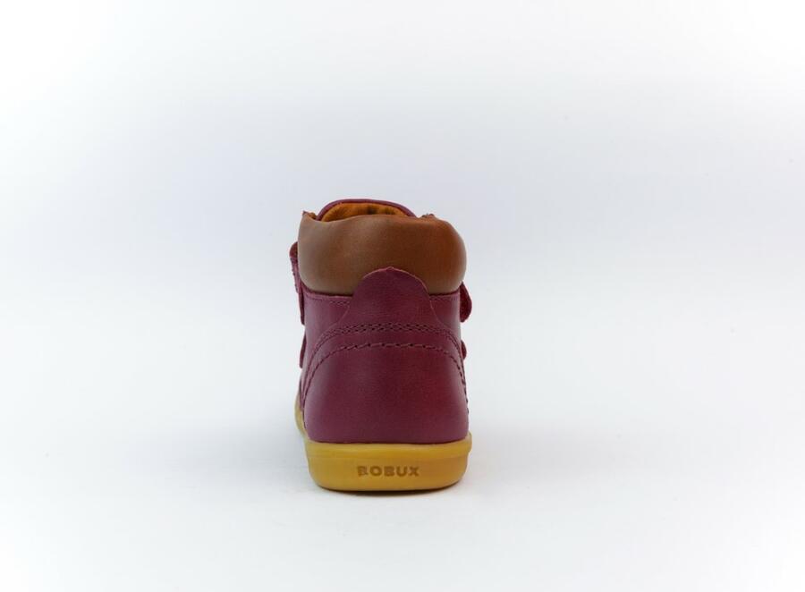 Bobux - I-Walk - Timber - Boysenberry
