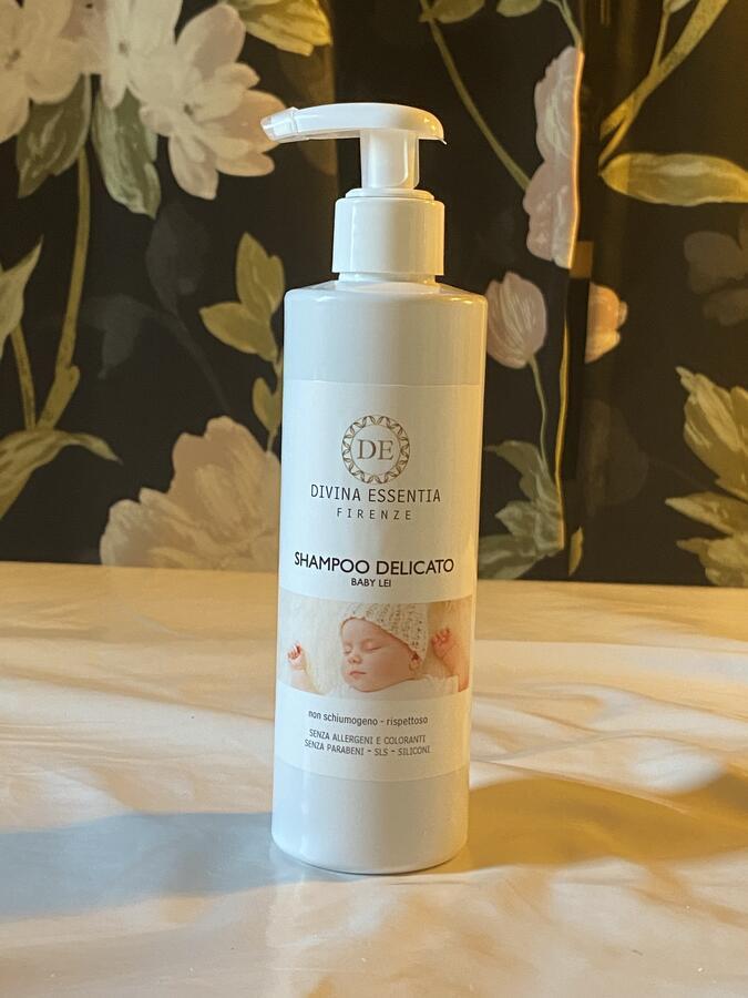 Shampoo delicato baby 250 ml