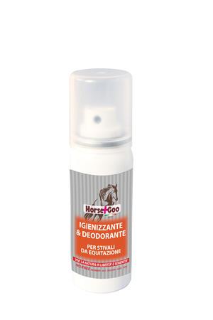 Igienizzante & Deodorante Horse+Go per Stivali Spray 50ML