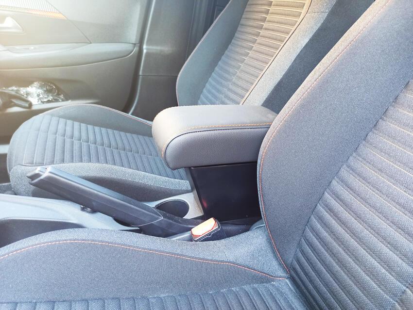 Accoudoir réglable en longueur avec porte-objet pour Peugeot 2008 (2020>)
