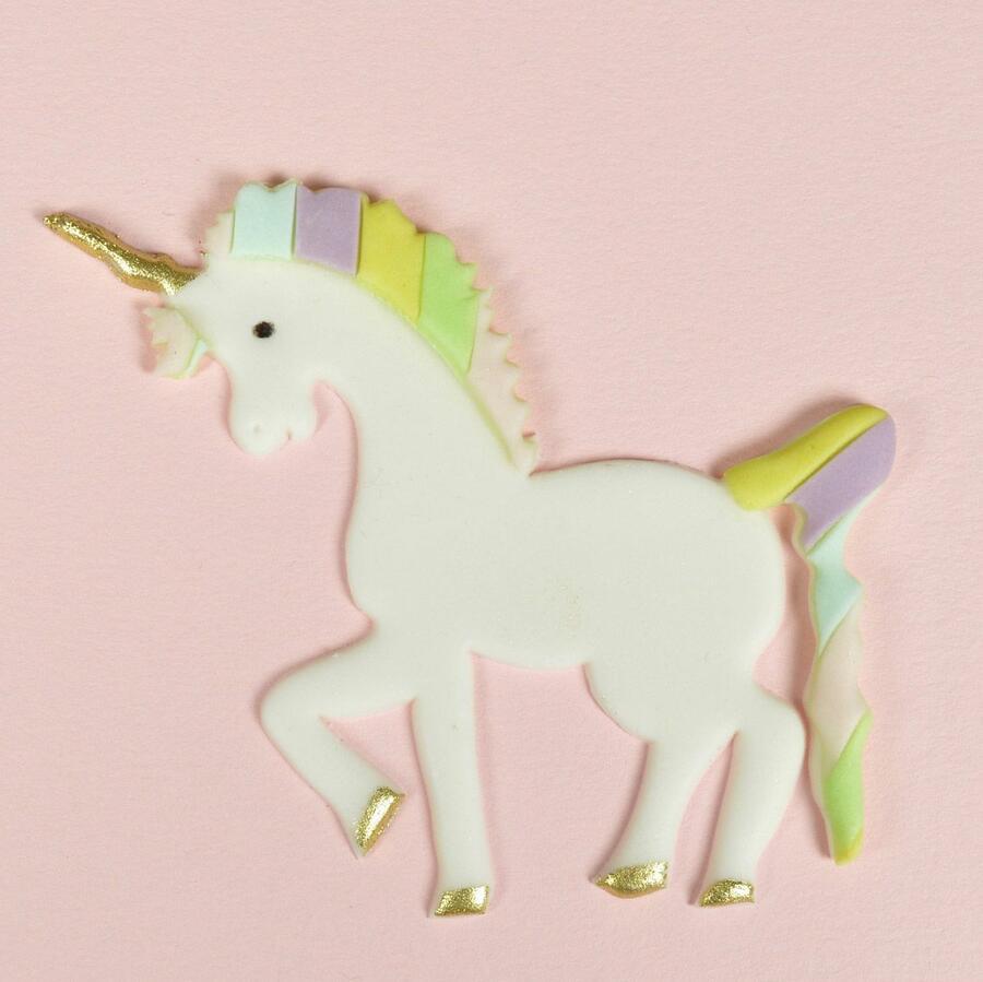 Cutter tagliapasta unicorno