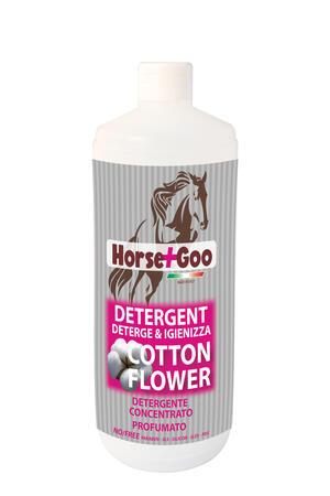 Detergente Horse+Goo Cotton Flower 1LT