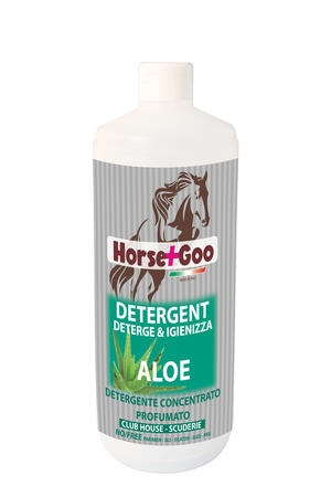 Detergente Horse+Goo Aloe 1LT