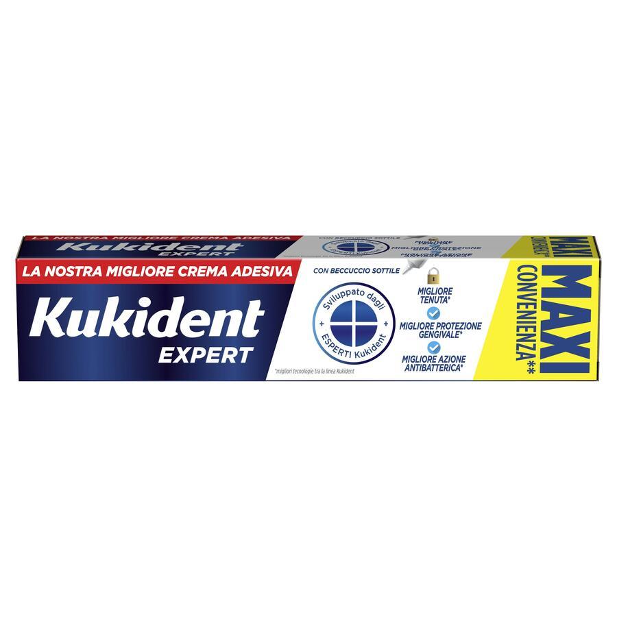 KUKIDENT® EXPERT CREMA ADESIVA per dentiere 57 g