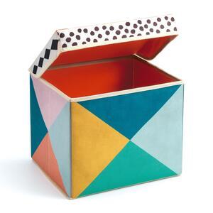 Scatola porta oggetti Geometrie