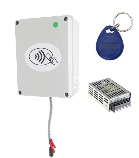 Lettore di carte/portachiavi RFID per  Apriporta