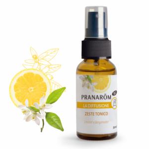 Pranarom - Zeste Tonico spray bio