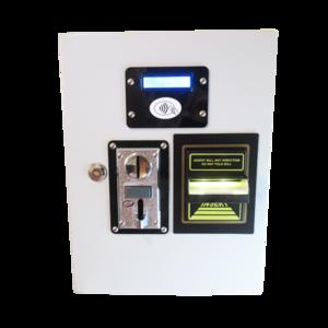 CARICATORE DI Carte RFID (legge banconote da € 5,10,20,50 e tutte le monete)