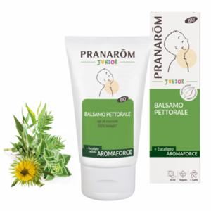 Pranarom - Balsamo pettorale Aromaforce junior bio
