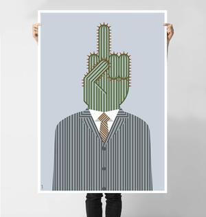 Testa di cactus