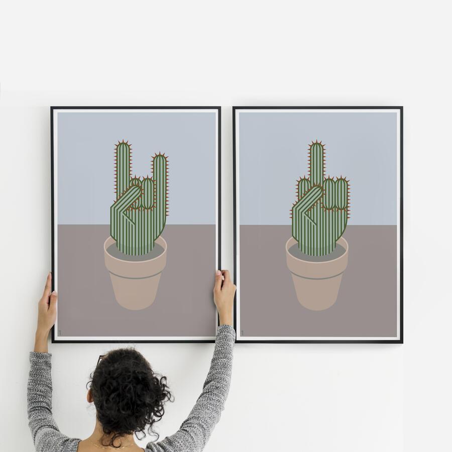 Cactus sempre verde