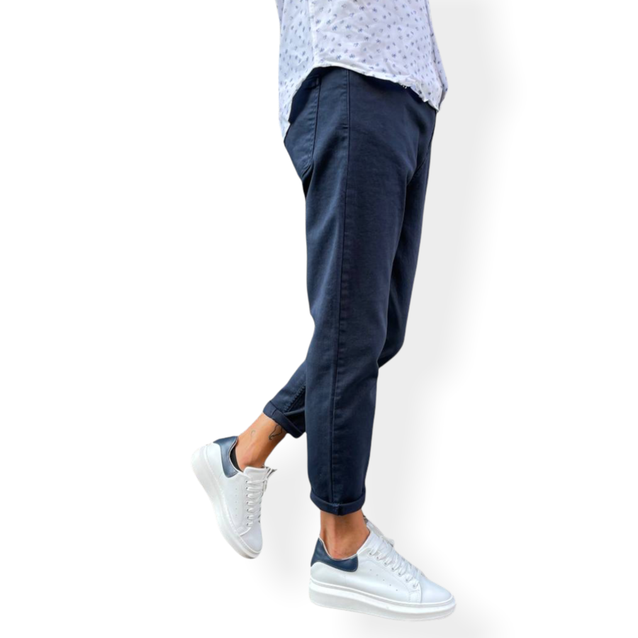 OVER D - JEANS BLU P43