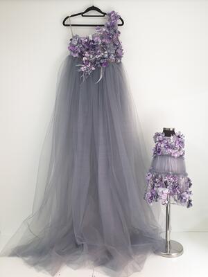 ORTENSIA Maternity dress